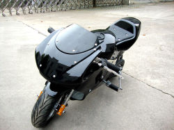 49cc Mini Metal resfriado a ar de bicicleta de bolso