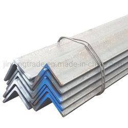 Acciaio galvanizzato di angolo del TUFFO caldo di alta qualità dell'acciaio dolce