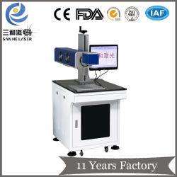 Desktop/Tampo da máquina de marcação a laser de CO2 automática dinâmica