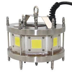 AC190-240V / AC90-130V IP68 de color verde de 600W LED de la noche barco de pesca submarina de la luz de cebo