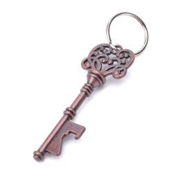 Metallmaterial und Legierung Retro Flaschenöffner Schlüsselbund
