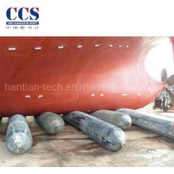 エア式サルベージ船舶用ゴム製船舶膨張式エアバッグ
