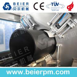 Hohe Leistungsfähigkeit, energiesparende PE/PVC/PPR Rohr-Strangpresßling-Extruder-Maschine, Rohr, das Maschine herstellt