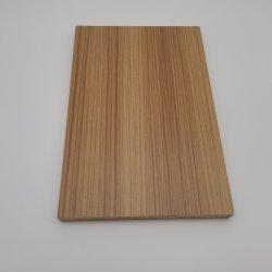 Grau de mobiliário 1220x2440x18mm Poplar/eucaliptos Core/folheado de madeira contraplacada enfrenta melamina