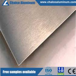 Clading explosive de la plaque en acier inoxydable feuille en aluminium