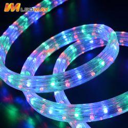 Deux ans de garantie 4 câble souple plat de la corde de lumière à LED