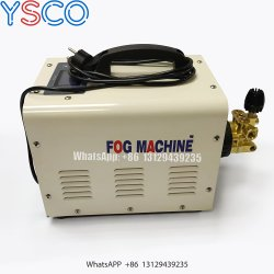 Ys 3L Mist Maker haute pression de l'eau pour l'extérieur du système de refroidissement de l'embuage roucoulement Machine brouillard