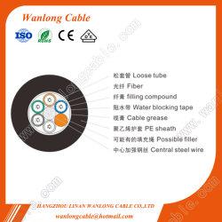 Основной тип Gyty 4-216 G652D Оптоволоконный кабель