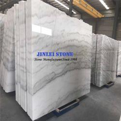 Chinois poli naturelles/Beige gris/noir/vert/Brun/bois/de Guangxi Bianco Carrara de comptoirs en marbre blanc Vanitytop mur escaliers carrelage de sol de mosaïque de filetage
