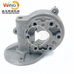 Mecanizado de hardware bloque motor