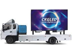 P20 Openlucht Waterdichte Volledige Kleur die LEIDEN Aanplakbord voor Vrachtwagen adverteren