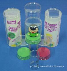 Custom прозрачную трубку и упаковки