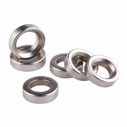 N52 het Krachtige Gebied van de Magneten van de Ring van het Neodymium voor Scheiding