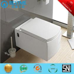 Cuarto de baño sanitarios Ware el ahorro de agua colgado en la pared WC BC-2395