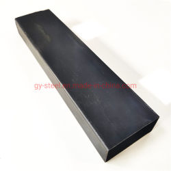 pijp van het Staal van 20X20mm de Zwarte voor het Maken van Meubilair