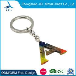 Promotie Gift Custom Blank Metal Sleutelhanger Met Flesopener Alphabet Sleutelhanger Fabrikant Custom Metal Letter A Alphabet Sleutelhanger (40)