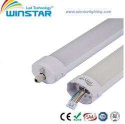 TUV CE IP65 LED 3중 조명 방수 IP69K 조명 비품 매우 뛰어난 환경을 위한