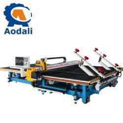 Nueva línea de montaje de equipos de hueco de la máquina de corte de vidrio