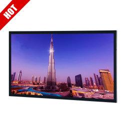 コマーシャル43インチの壁の台紙LCDのタッチ画面のモニタ