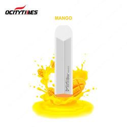 240mAh de grote Pen Vape van Ocitytimes Minibar E Cig van de Nicotine van de Macht Zoute Beschikbare