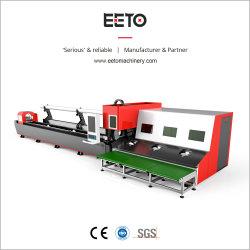 700W~2000W с ЧПУ лазерный резак машины для резки металлической трубы (EETO-P2060)