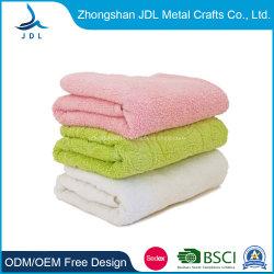 贅沢はカスタマイズした表面テリータオルの100%年の綿によって刺繍されたWashcloth/のホテルの浴室タオル(05)を