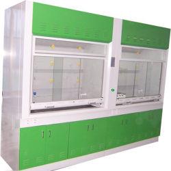 Gebruikte het Chemische Laboratorium van Ce Guangzhou Al Kap van de Damp van het Laboratorium van het Staal