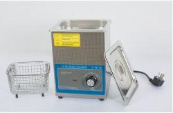 La limpieza por ultrasonidos multifunción usados en el modelo Dental, joyería, Metales, plásticos y vidrio