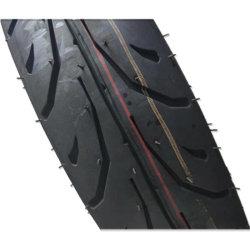 Qualidade de elevado padrão de Rua utilizados pneus de motocicleta e Tubo 80/80-17 fabricados na China