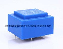 Ei30 12В перем. тока 0.3va инкапсулированный трансформатора, линейного трансформатора, домашних приложений с возможностью горячей замены продавать в Европе, CE, UL, VDE Aproved