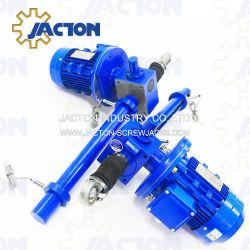Jaques giratória elétrica 2.5ton 380mm dos Interruptores de Proximidade do Motor de elevação e 3 motor trifásico 750W 80b5 o Flange do Motor