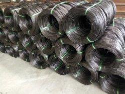 1,2 mm x 25 kg de rouleau de matériau recuit noir Q195 Fil de fer avec l'huile