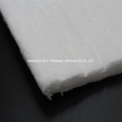 Isolation haute température à la traîne aiguilletés en fibre de céramique estimé