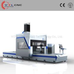 Perfil de un 1260 de 5 ejes Centro Mecanizado CNC de procesamiento de Perfil / máquina de CNC / CNC Máquina de corte y fresado CNC Máquina Pórtico /