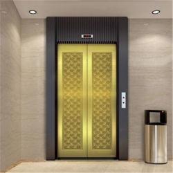 Farbe bedeckt 304 geätzte Edelstahl-Platten-dekorative Passagier-Höhenruder-Tür-Stahlplatte