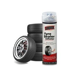 Capatin Fix Inflador de neumáticos plana con la manguera450ml