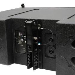 Professional 10 pouces double enceinte de line array Passive DJ son équipement du système audio pour le tourisme et l'église