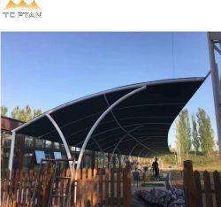 PVDF-Stoffschirm Zelt Einparken Zugmembran Struktur