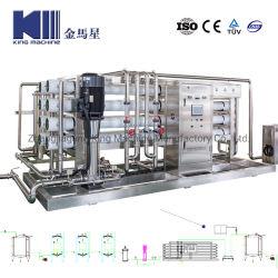 Os aparelhos de tratamento de água potável