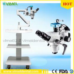 Медицинское оборудование стоматологическое хирургическое лаборатория микроскопа бинокулярного зрения оптических микроскопов