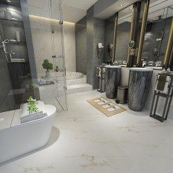 Оптовая торговля хорошей цене 60X60 мраморными плитками пол в ванной комнате