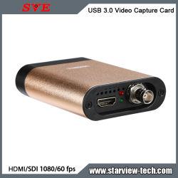 USB3.0 HDMI/SDI Video Capture Card HD Video Grabber