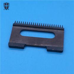 Borda Afiada Dehair personalizados Zro2 Zircão Cortador de lâmina da faca de cerâmica de barbear