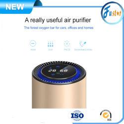 El control de gestos 4en1 Materiales Metálicos Portable UV filtro HEPA Desktop fragancia Home