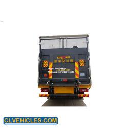 Foton 8 tonnes Cold Van chariot avec la planche de sentiers pour la crème glacée Transports