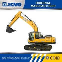 machinerie de construction XCMG 21tonne excavatrice chenillée hydraulique XE215c avec ce