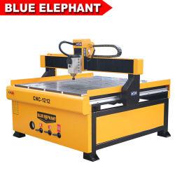1212 Pequeño Router CNC máquina para la fabricación de muebles