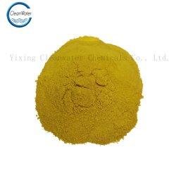 Big Comprar Cloreto Polyaluminum Polychlorid de Alumínio em Pó amarelo claro