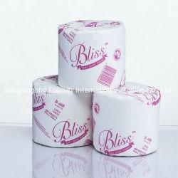 Prix de gros 2 épaisseurs Salle de bains/Bois de Bambou de papier toilette papier de soie