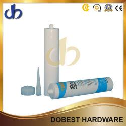 300 ml de sellador de silicona de plástico vacía Single-Component Cartucho de cola
